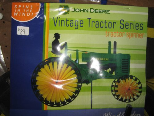 John Deere Tractor Spinner