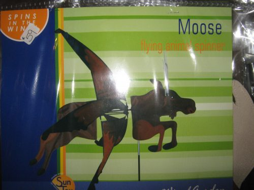 Flying Moose Spinner