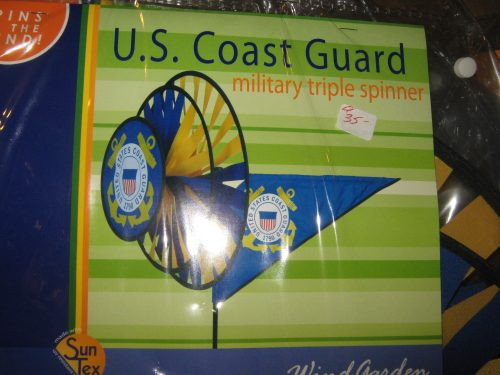 U.S. Coast Guard Spinner