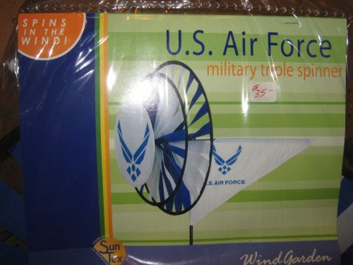 U.S. Air Force Spinner