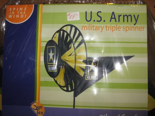 U.S. Army Spinner