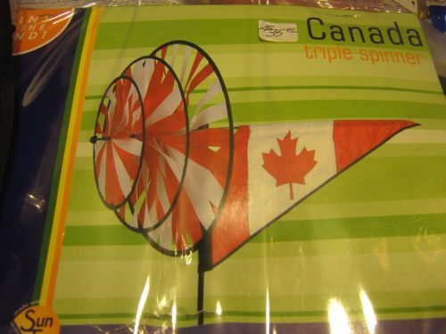Canada Triple Spinner