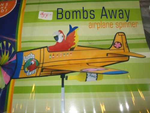 Bombs Away Spinner