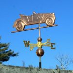 "Antique Car Weathervane -- Order# WF263 -- $345 -- 24""Lx12.5""H"
