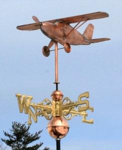 "High Wing Plane -- Order# WF466 -- $345 -- 17""Lx12""Hx20""W"