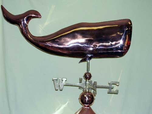W166P Lg. Whale $395 38Lx12.5H