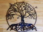 "Tree of Life -- $70 -- Size 16""L x 16""H"