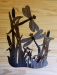 """Dragonflys -- $70 -- Size: 14""""L x 18.5""""H"""