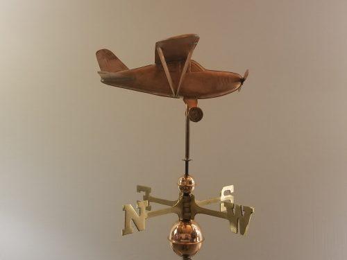"High Wing Plane -- Order# WF466 -- $395 -- 17""Lx12""Hx20""W"