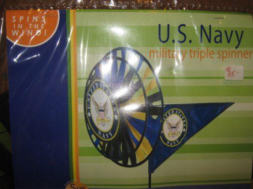U.S. Navy Spinner