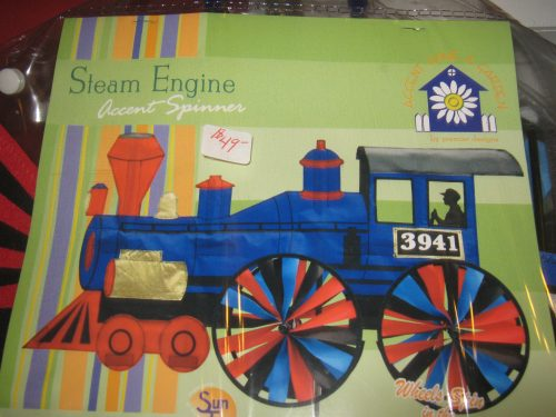 Steam Engine Spinner