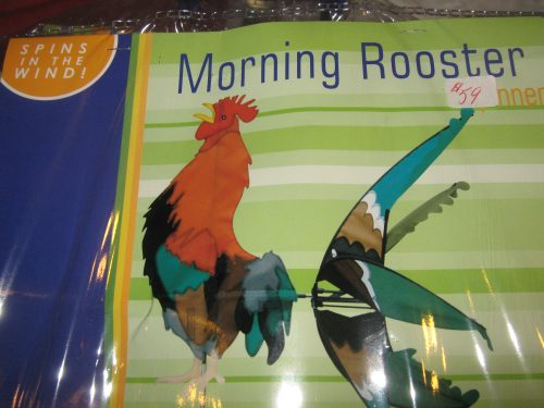 Morning Rooster Spinner