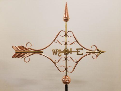 """Victorian Arrow -- Order# GD9642 -- $295 -- 32""""L x 24""""H"""