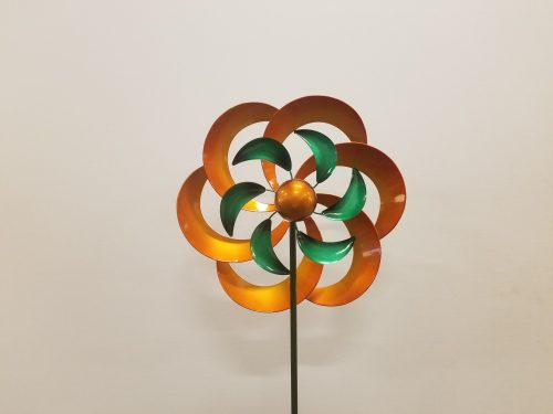 "19"" Kaleidoscope Kinetic Spinner -- $60"