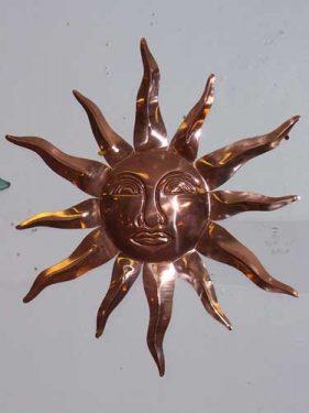 """Copper Sun -- 34"""" $170 -- 24"""" $95"""